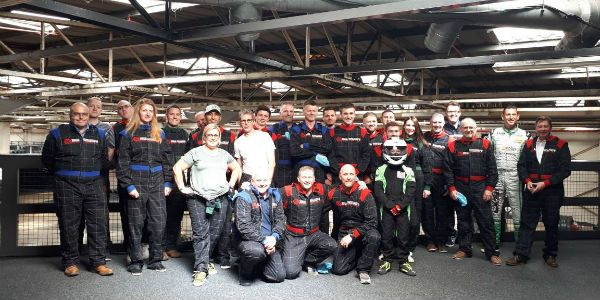 Charity Go Karting