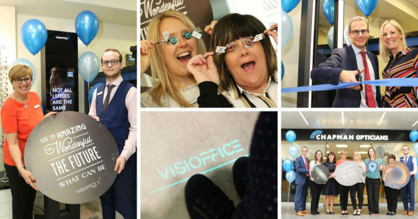 Visioffice X hits the UK