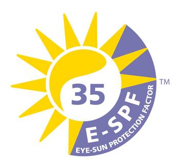 Eye-Sun Protection Factor 35