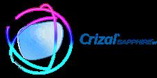 Crizal Sapphire Logo