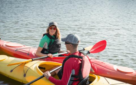 Sun Max - Canoeing